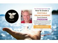 FREE VIDEO SERIES - Entrepreneurs - Learn To Create Your Own Profitable Online Business