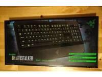 Razor deathstalker. Expert gaming keyboard.