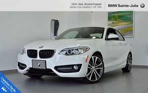 2014 BMW 228i Navigation + Sport + Premium Enhanced