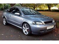 2003 Vauxhall Astra 1.8 coupe bertone ( Not Ford Volvo BMW Audi Nissan Fiat Skoda Toyota Citroen )
