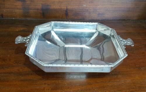 Vintage EPNS Silver Plated Handled Serving Dish