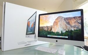 "iMac 21"" 2012 slim + BUMPED SPECS + DVD + BOX! Melbourne CBD Melbourne City Preview"