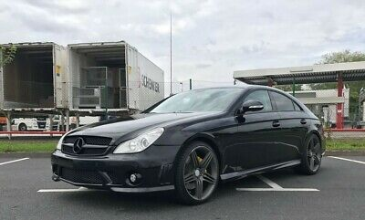Mercedes Cls W219 Bodykit AMG LOOK