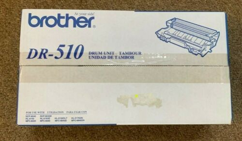 BROTHER DR510 DRUM UNIT OEM NEW OPEN BOX