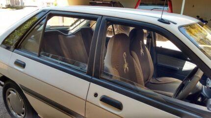 1991 Ford Laser Hatchback Darwin CBD Darwin City Preview