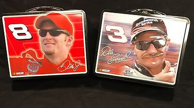 "Nascar ""Dale Earnhardt & ""Dale Earnhardt Jr"" Collectible Lunch Boxes for sale  Pensacola"