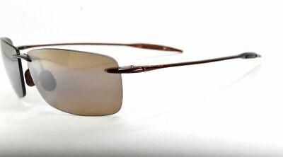 Maui Jim Sunglasses LIGHTHOUSE MJ423-26 Rootbeer / HCL Polarized Lenses (Maui Lighthouse)