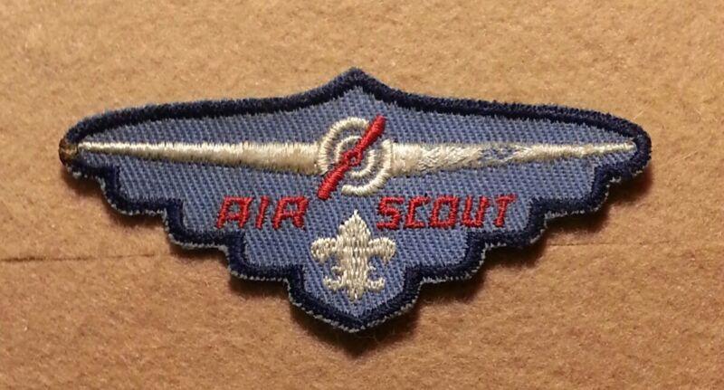BSA BOY SCOUT AIR SCOUT APPRENTICE - Type 1 (1942~1949)   A00870A