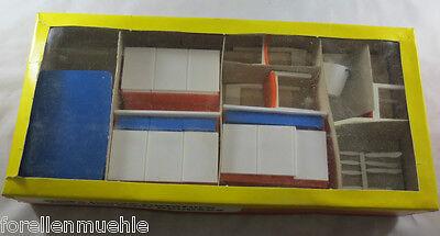 VERO Küche Plaste Möbel Puppenstube Puppenhaus DDR *Originalverpackt*