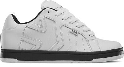 New Etnies Skateboarding Shoes - Etnies Skateboard Shoes Fader 2 White/Black