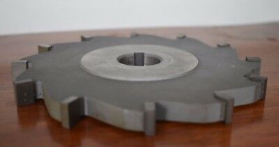 Milling Cutter Slitting Saw Ms 5863 6 X 12 X 1 Carbide Tips