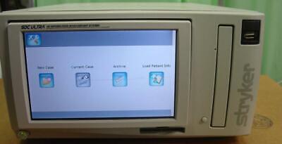 Stryker Sdc Ultra Hd Dvd Video Endoscope Digital Capture System 240-050-988