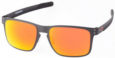 "Oakley OO 4123-12 Holbrook Metal ""Prizm Ruby"" OPTIKERFACHGESCHÄFT!"