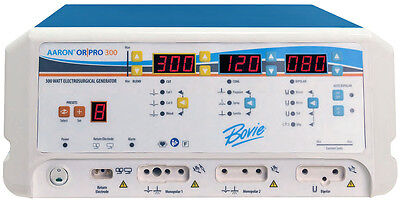 New Bovie Or Pro A3350 300w Operation Room Electrosurgical Generator 4yr War