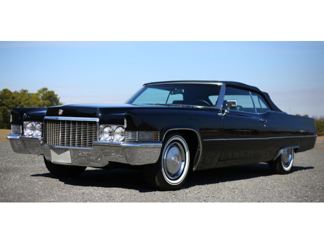 Imagen 1 de Cadillac Deville black