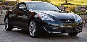 2012 Hyundai Genesis 3.8 6 spd