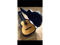 Lovely condition acoustic guitar