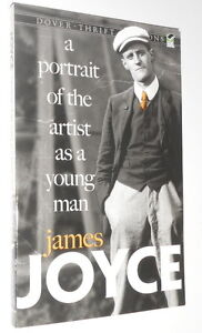 JAMES JOYCE A Portrait of the Artist as a Young Man NEW Literature Classics