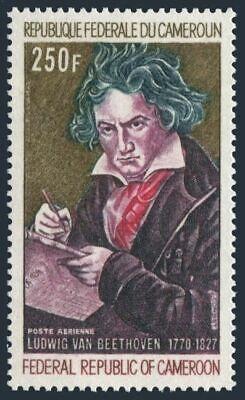 Cameroun C153, MNH.Michel 600. Ludwig van Beethoven, composer, 1970.