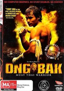 ONG BAK: MUAY THAI WARRIOR : NEW DVD