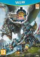 Monster Hunter 3 Ultimate Per Nintendo Wiiu Nuovo Prodotto Ufficiale Italiano - nintendo - ebay.it