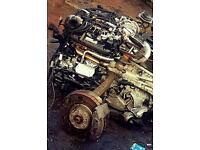 Audi a7 a6 engine 3.0tdi auto