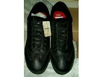 Brand new firetrap black trainers