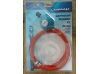 Campingaz Gas hose and regulator kit