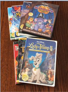Assorted Children's DVD's for sale