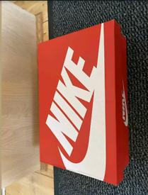 Red nike box