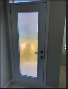 Brand New Door and Window Inserts