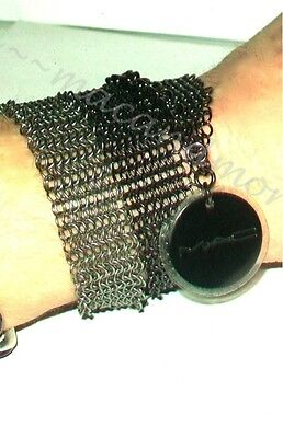 Mac Cosmetics Chainmail Bracelet/necklace Employee-only Jewelry Rare Gift