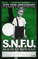 SNFU July 16th in Lethbridge