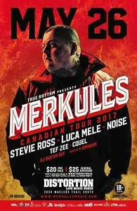 Merkules tickets are on sale now may 26th