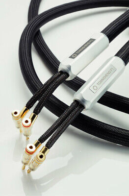 Townshend Audio F1 Fractal Reference Speaker Cable 2.5 meter pair Retail 5500
