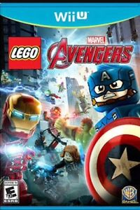 Wanted Wii u Lego Avengers and other titles Birmingham Gardens Newcastle Area Preview