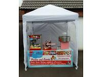 Candy Floss machine hire for any occasion w/ Heavenly Treats