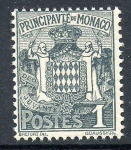 TIMBRE-DE-MONACO-NEUF-N-73-ARMOIRIE