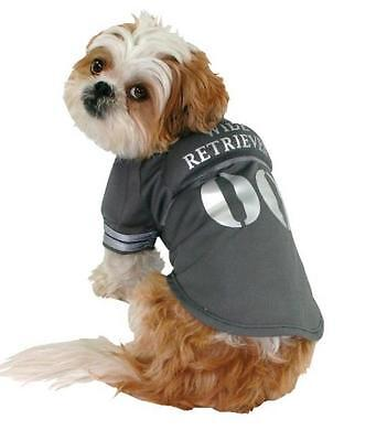 Dog Pet ~ WIDE RETRIEVER Football Themed ~ Halloween Costume ~ XS X-Small ~ NWT - Football Themed Halloween Costumes