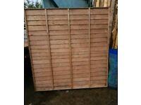 Fences panels