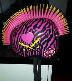 Girls Krash helmet