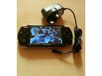 Psp 3003 slim with custom firmware & games
