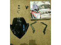 Honda cb1000r puig screen