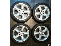 Vauxhall alloy.s