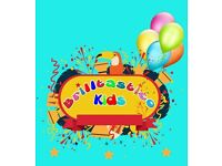 Brilltastico Kids children's party entertainers