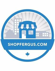 ShopFergus.com - Turnkey Business Opportunity!