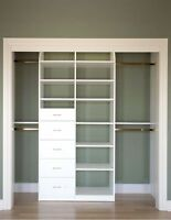 Closets Designed To Fit The Way You Live!