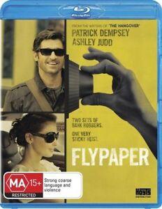 Flypaper - Blu Ray ss Region B VG Condition
