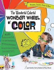 The Wonderful Colorful Wonder Wheel of Color: Activities, Stickers, Poster & Mor