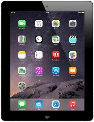 Apple iPad 4th Gen Retina 16GB Wi-Fi 9.7in - Black - (MD510LL/A)